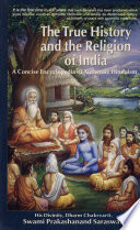 The True History and the Religion of India