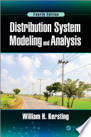 Distribution System Modeling and Analysis  Fourth Edition