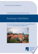 Bamberger Federführer