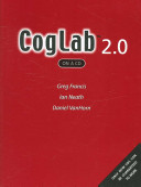 CogLab on a CD