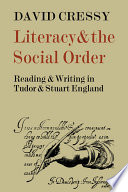 Literacy and the Social Order