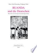 Ruanda und die Deutschen