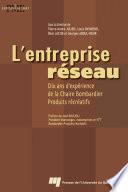 illustration L' Entreprise-Réseau, Dix Ans d'Expérience de la Chaire Bombardier Produits Récréatifs