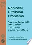 Nonlocal Diffusion Problems