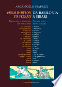 Da Babilonia a Sibari   From Babylon to Sybaris