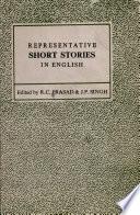 represntative short stories in english
