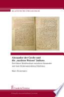 """Alexander der Große und die """"nackten Weisen"""" Indiens"""