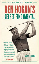 Ben Hogan's Secret Fundamental Pdf/ePub eBook