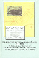Immigration in the American South  1864 1895