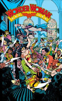 Wonder Woman by George Perez