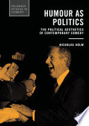 Humour As Politics book