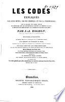 Les codes expliqu  s par leurs motifs  par des exemples et par la jurisprudence  La constitution de la Belgique expliqu  e par ses motifs et par des exemples
