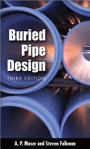 download ebook buried pipe design 3/e pdf epub