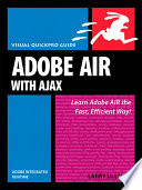 illustration Adobe AIR (Adobe Integrated Runtime) with Ajax