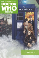 Doctor Who: The Eleventh Doctor Archives Omnibus: Volume One
