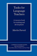 Tasks for Language Teachers