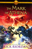 Heroes of Olympus  The  Book Three  The Mark of Athena  Special Limited Edition
