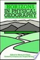 Horizons In Physical Geography