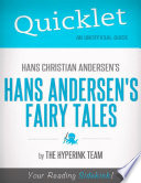 Quicklet On Hans Christian Andersen s Fairy Tales
