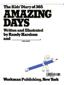 The Kids  Diary of 365 Amazing Days Book PDF