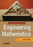 Advanced Engineering Mathematics Book