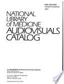 National Library of Medicine Audiovisuals Catalog Book PDF