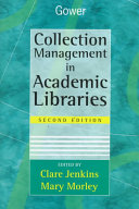 Collection Management in Academic Libraries
