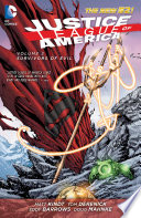 Justice League of America Vol  2  Survivors of Evil  The New 52