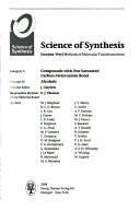 Science Of Synthesis book