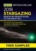 Philip's Month-By-Month Stargazing 2018