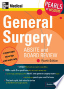 General Surgery ABSITE and Board Review  Pearls of Wisdom  Fourth Edition