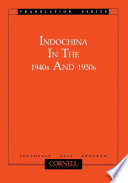 Indochina in the 1940s and 1950s