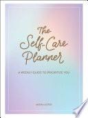 The Self Care Planner Book PDF