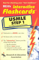 USMLE Step 1 Interactive Flashcard Book