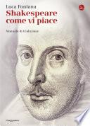 Shakespeare come vi piace