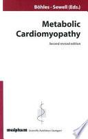 Metabolic Cardiomyopathy
