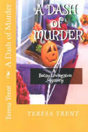 A Dash of Murder Book PDF
