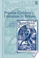 Popular Children S Literature In Britain