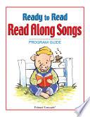 Ready to Read Along Songs EBook