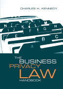 The Business Privacy Law Handbook