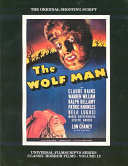 MagicImage Filmbooks Presents The Wolf Man