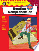 Reading Comprehension  Grades 3   4