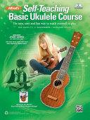 Alfred s Self Teaching Basic Ukulele Method