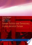 Ebook Gender Politics and Democracy in Post-socialist Europe Epub Yvonne Galligan,Sara Clavero,Marina Calloni Apps Read Mobile