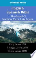 English Spanish Bible The Gospels V Matthew Mark Luke John