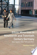 Ethnic Minorities in 19th and 20th Century Germany