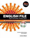 English File. Upper Intermediate Student's Book & ITutor DVD-ROM Pack (DE/AT/CH)