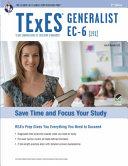 TExES 191 Generalist EC 6