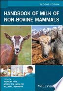Handbook of Milk of Non Bovine Mammals