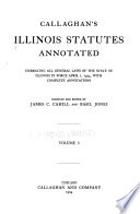 Callaghan's Illinois Statutes Annotated